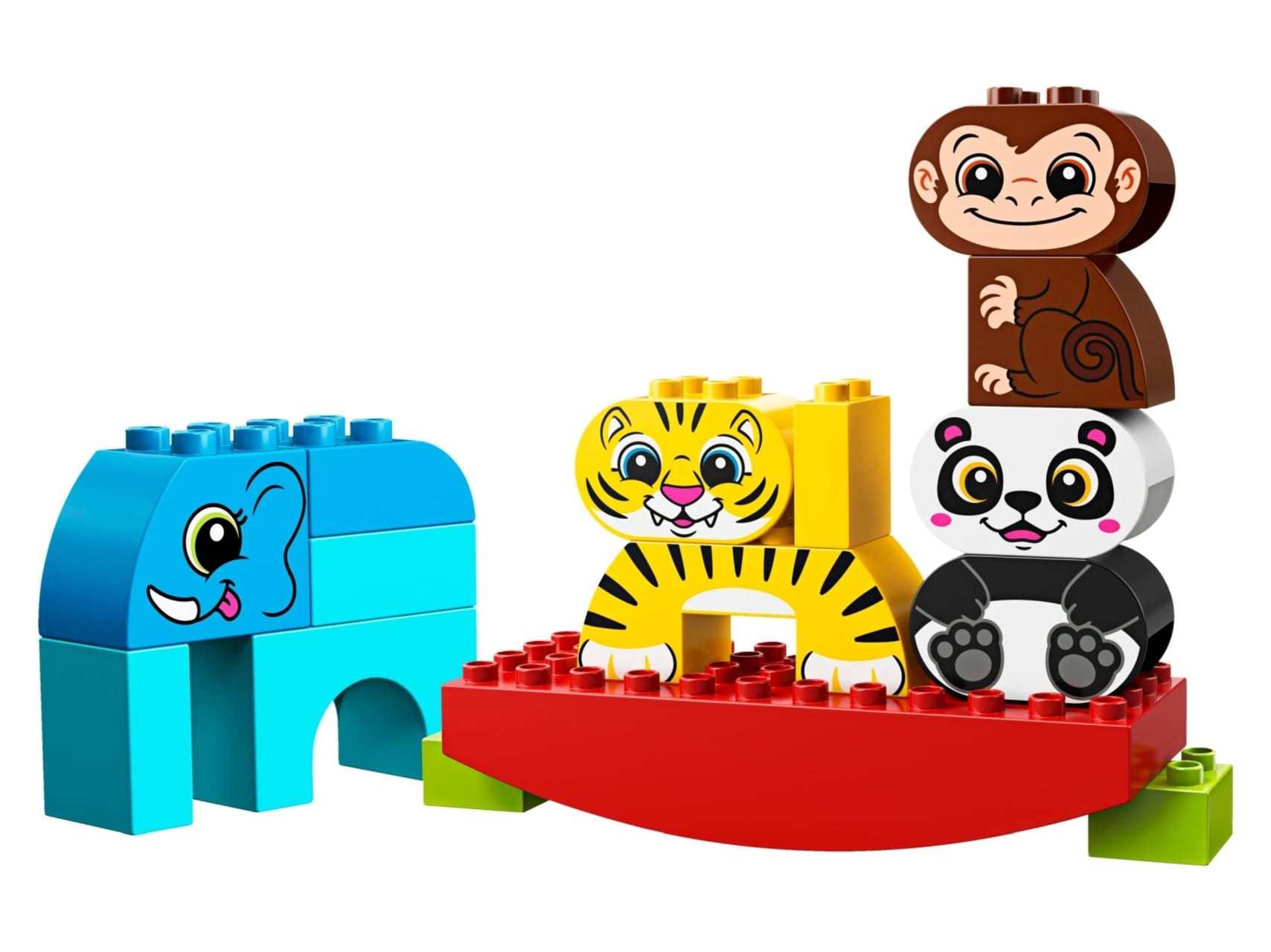LEGO® DUPLO® My First Balancing Animals