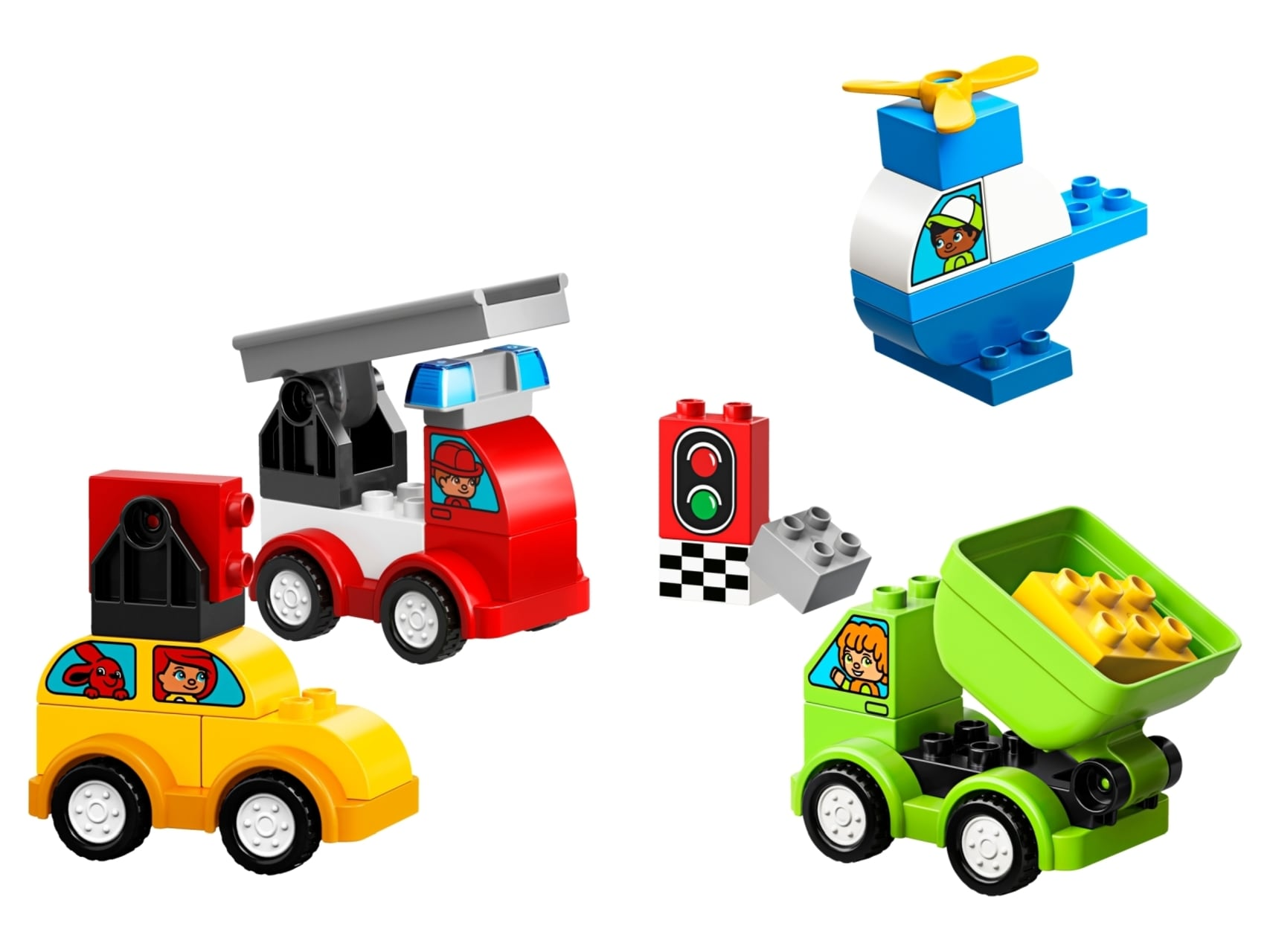 LEGO® DUPLO® My First Car Creations