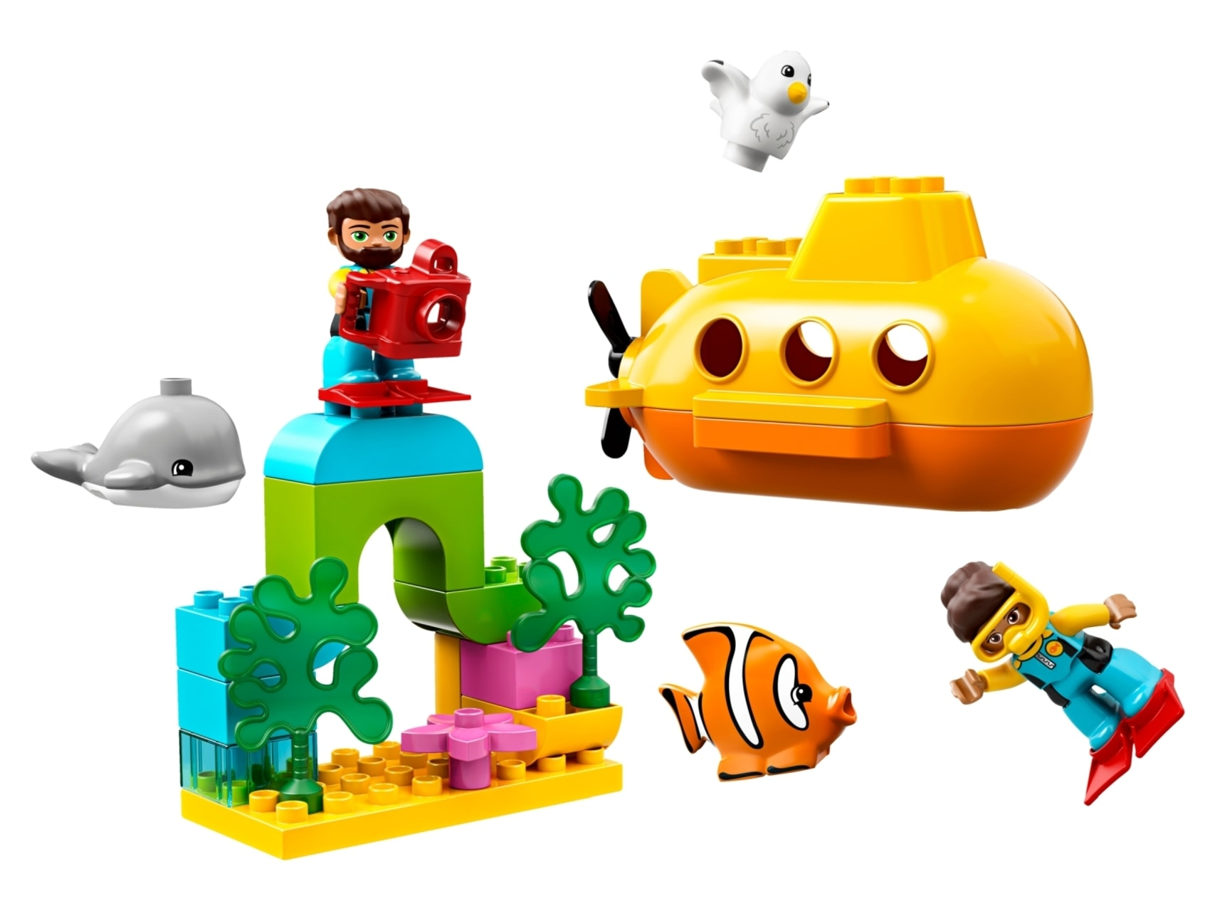 LEGO® DUPLO® Submarine Adventure