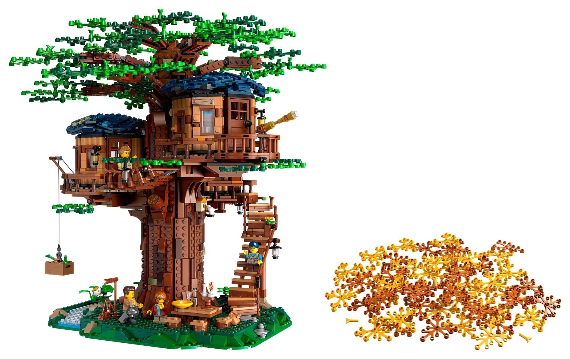 LEGO® Tree House