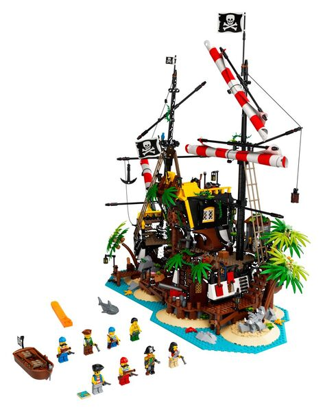 LEGO® Pirates of Barracuda Bay