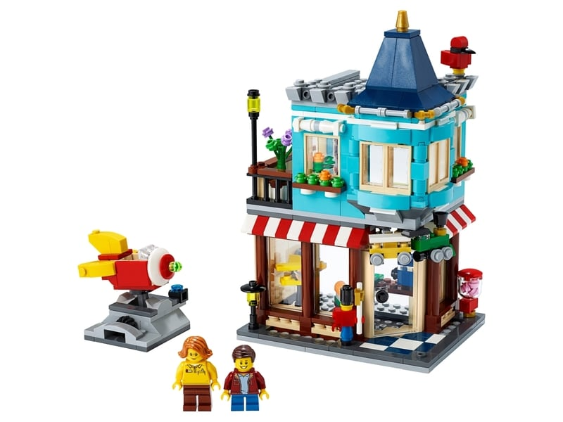 LEGO® Creator 3in1 Townhouse Toy Store