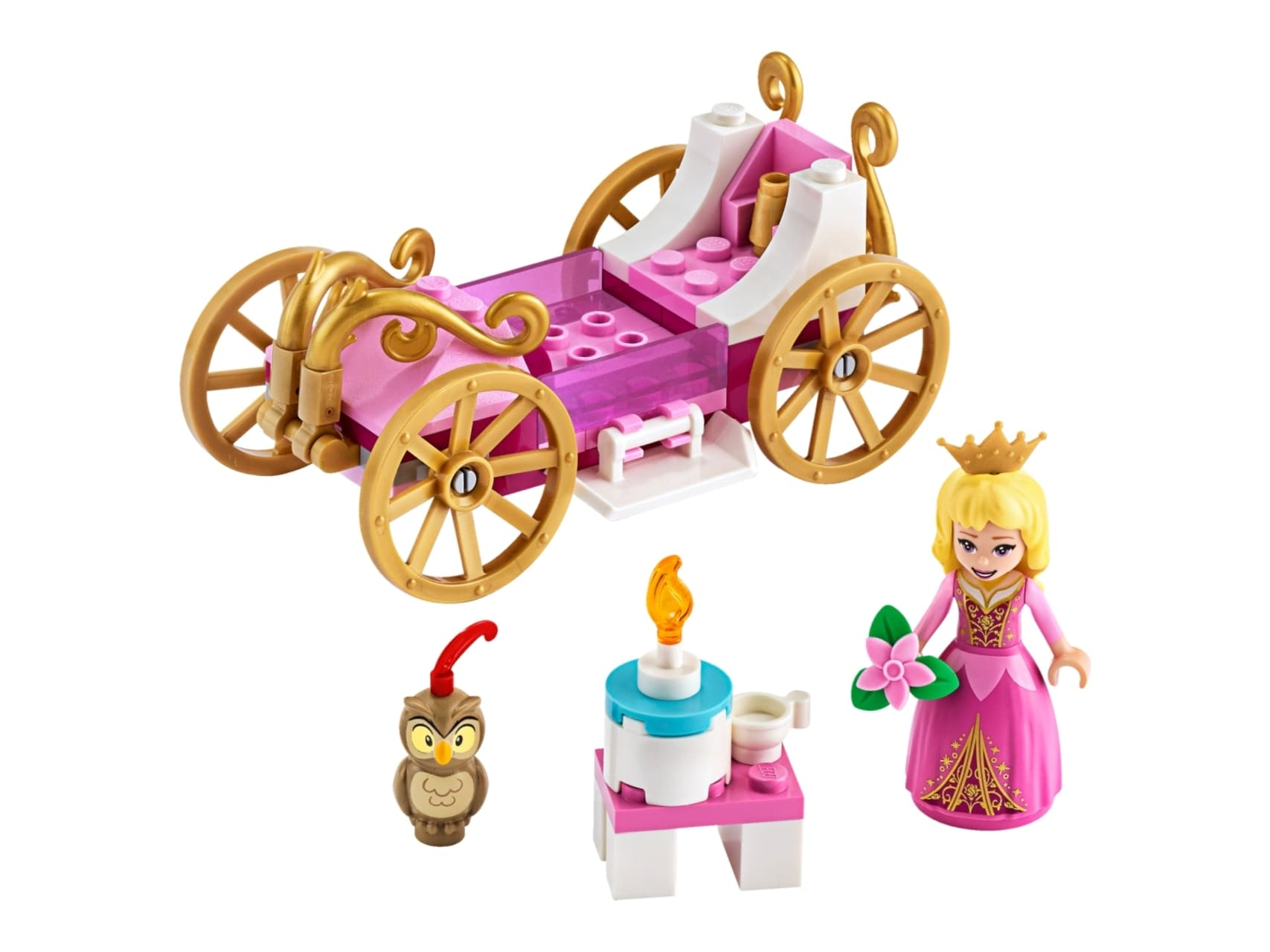 Aurora's Royal Carriage