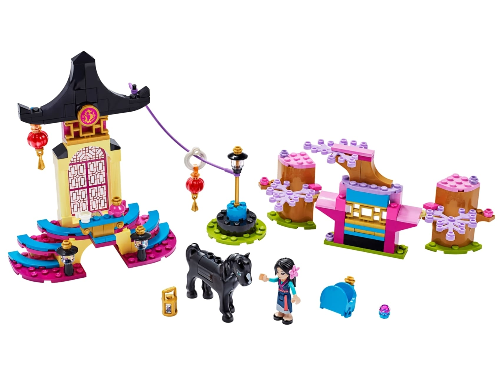 LEGO® Disney Mulan's Training Grounds