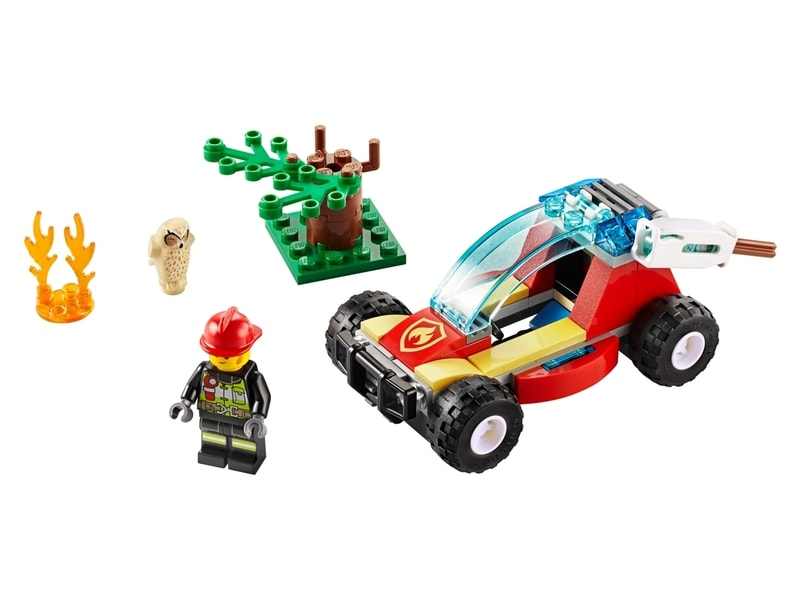 LEGO® City Forest Fire
