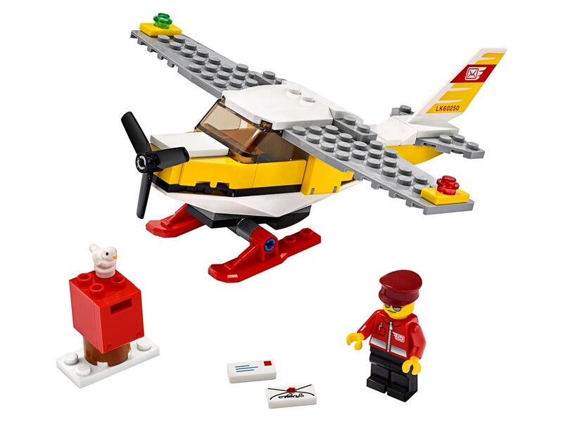 LEGO® City Mail Plane