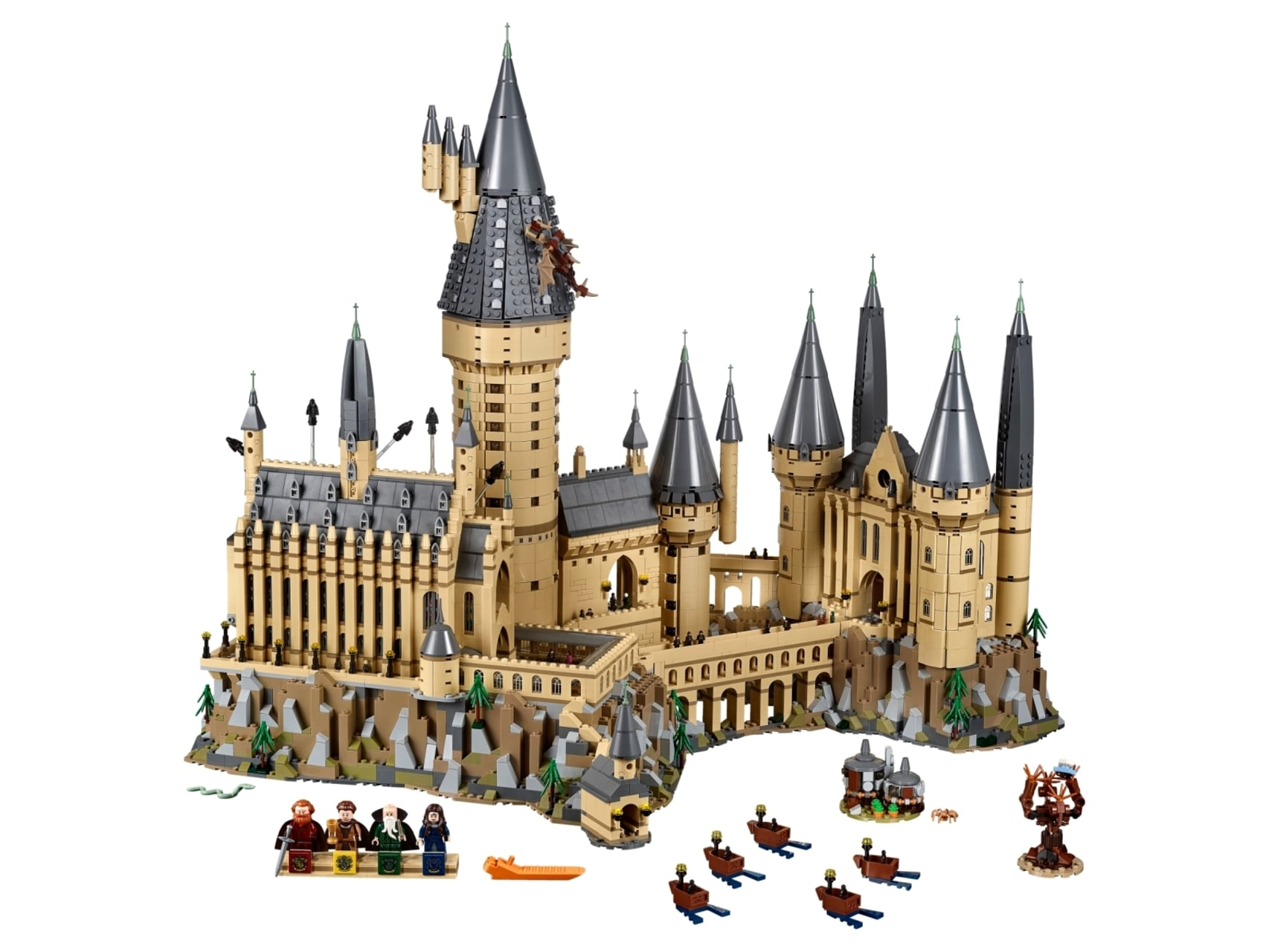 LEGO® Harry Potter™ Hogwarts™ Castle