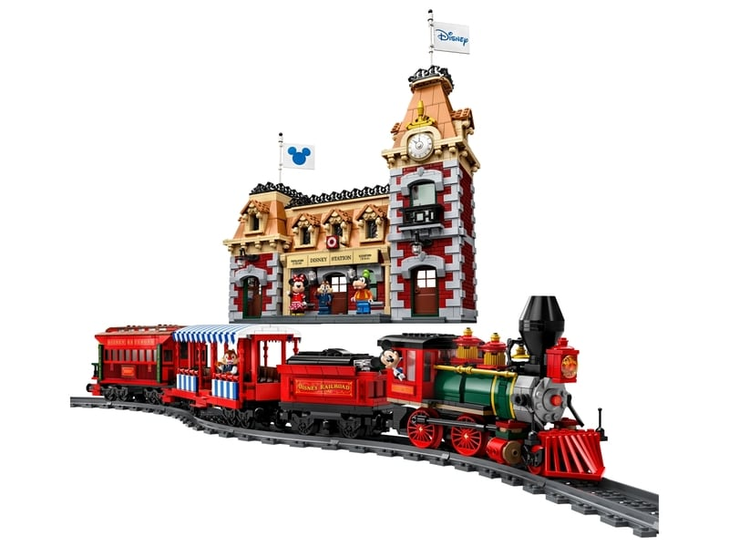 LEGO® Disney Train and Station