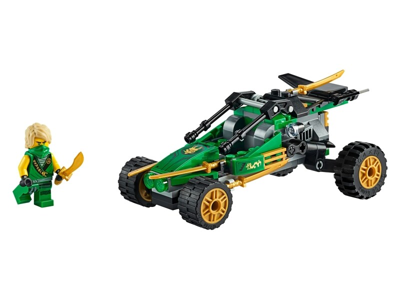 LEGO® NINJAGO® Jungle Raider