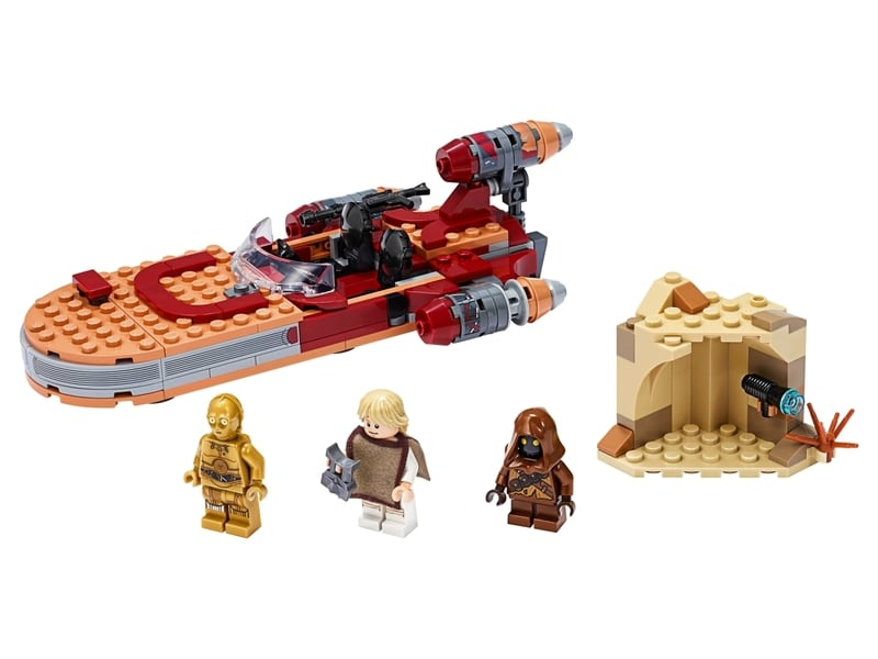 LEGO® Star Wars™ Luke Skywalker's Landspeeder™