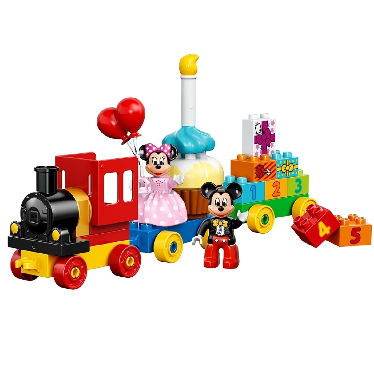 LEGO® DUPLO® Mickey & Minnie