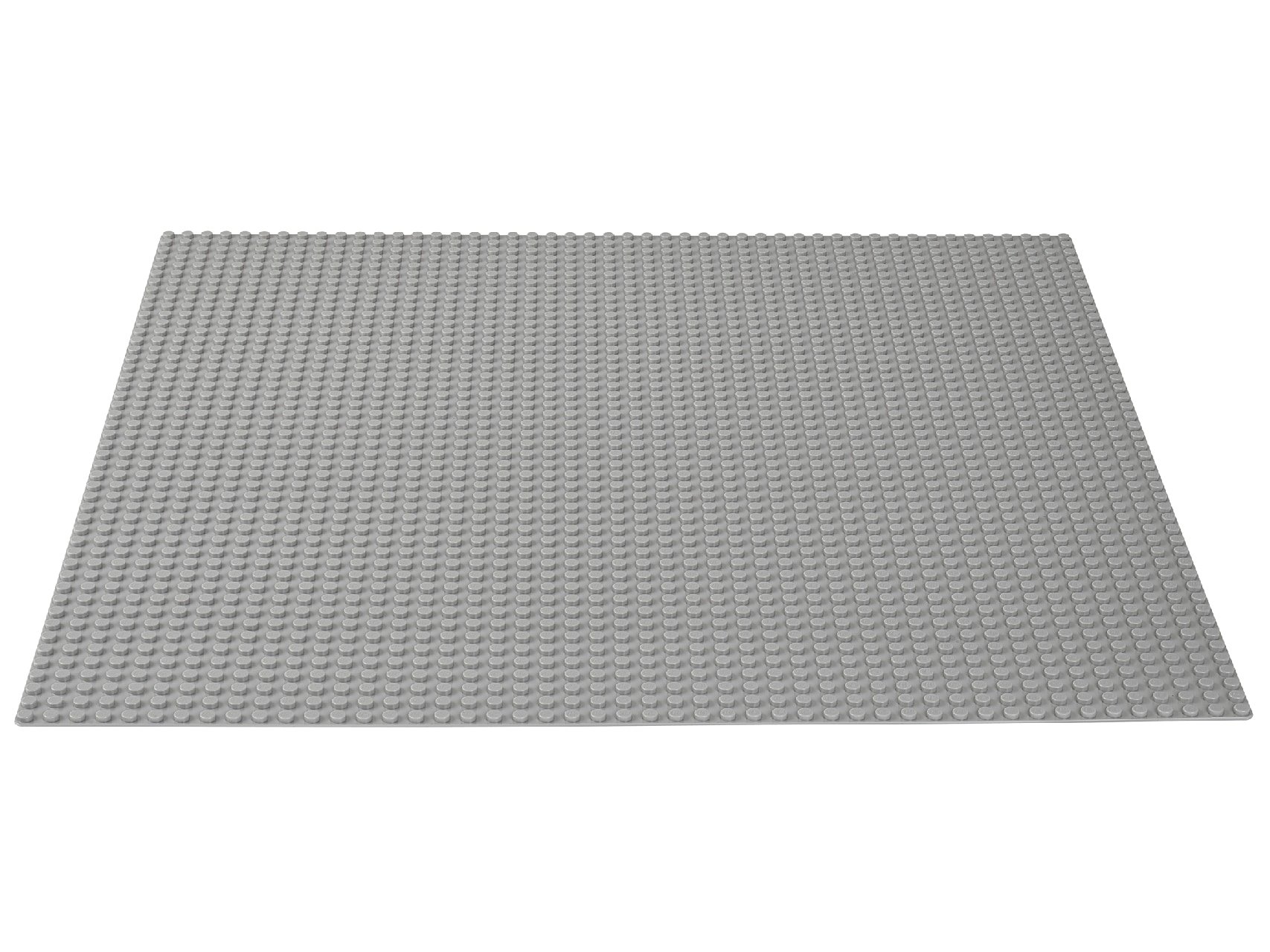 LEGO® Classic Gray Baseplate