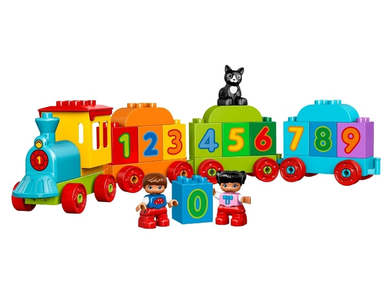 LEGO® DUPLO® Number Train
