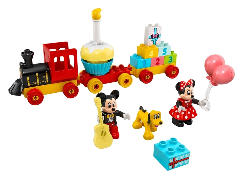 LEGO® DUPLO® Mickey & Minnie Birthday Train