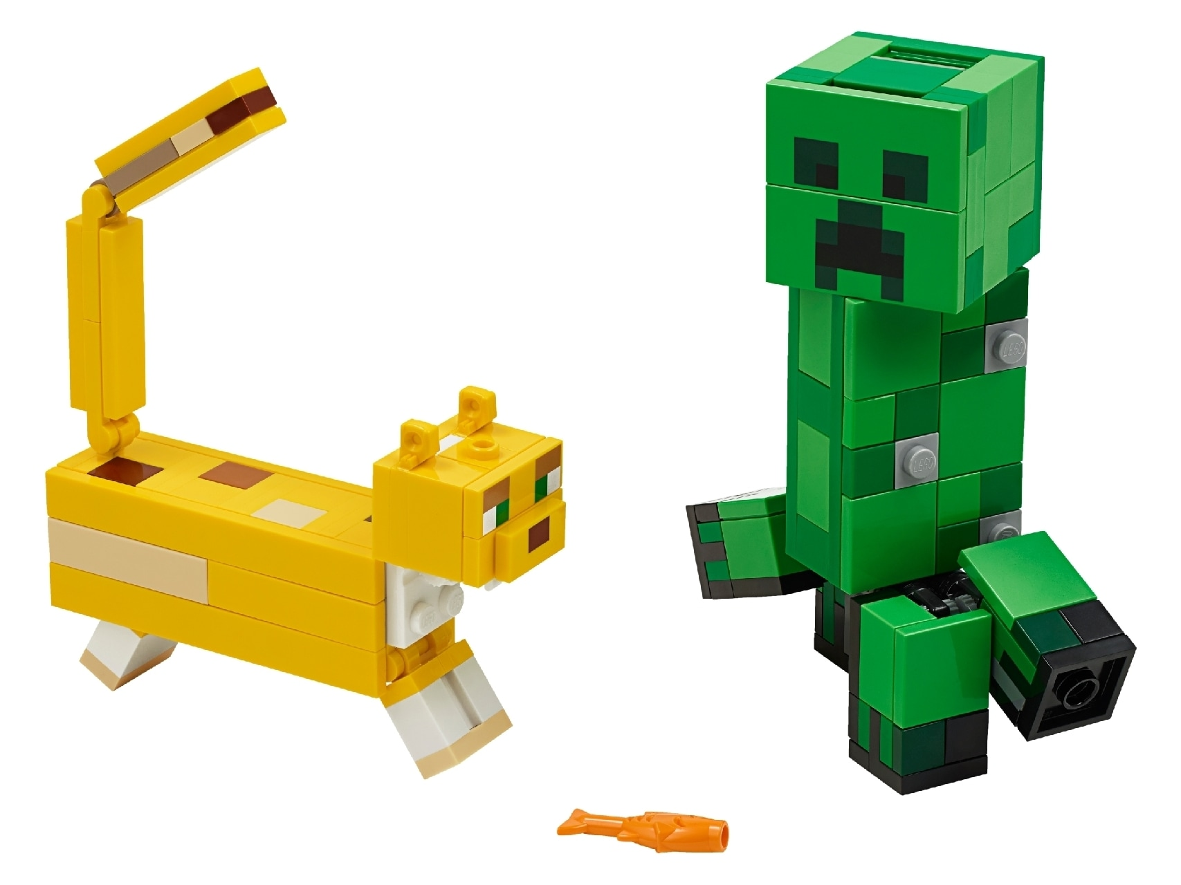 BigFig Creeper™ and Ocelot