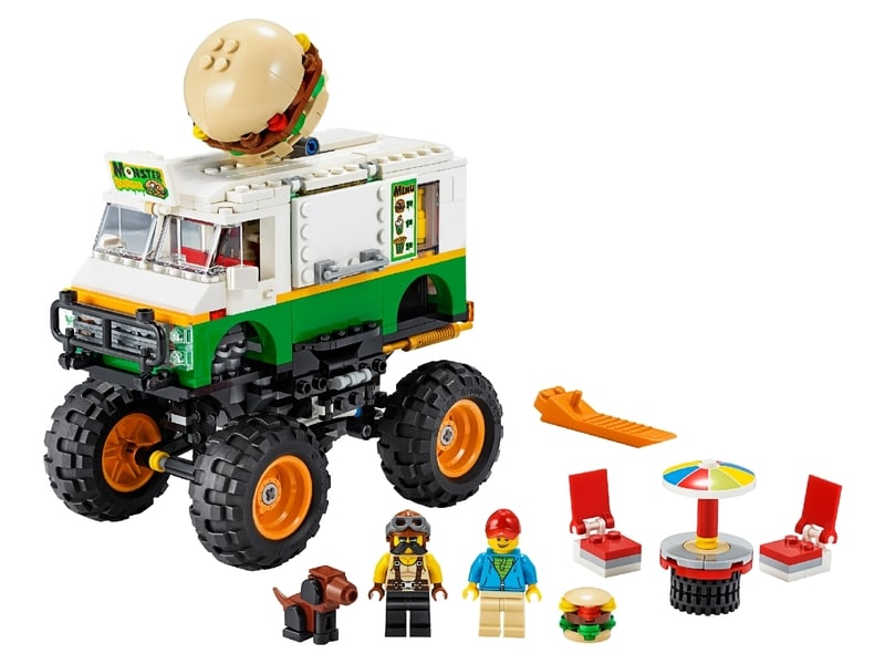 LEGO® Monster Burger Truck