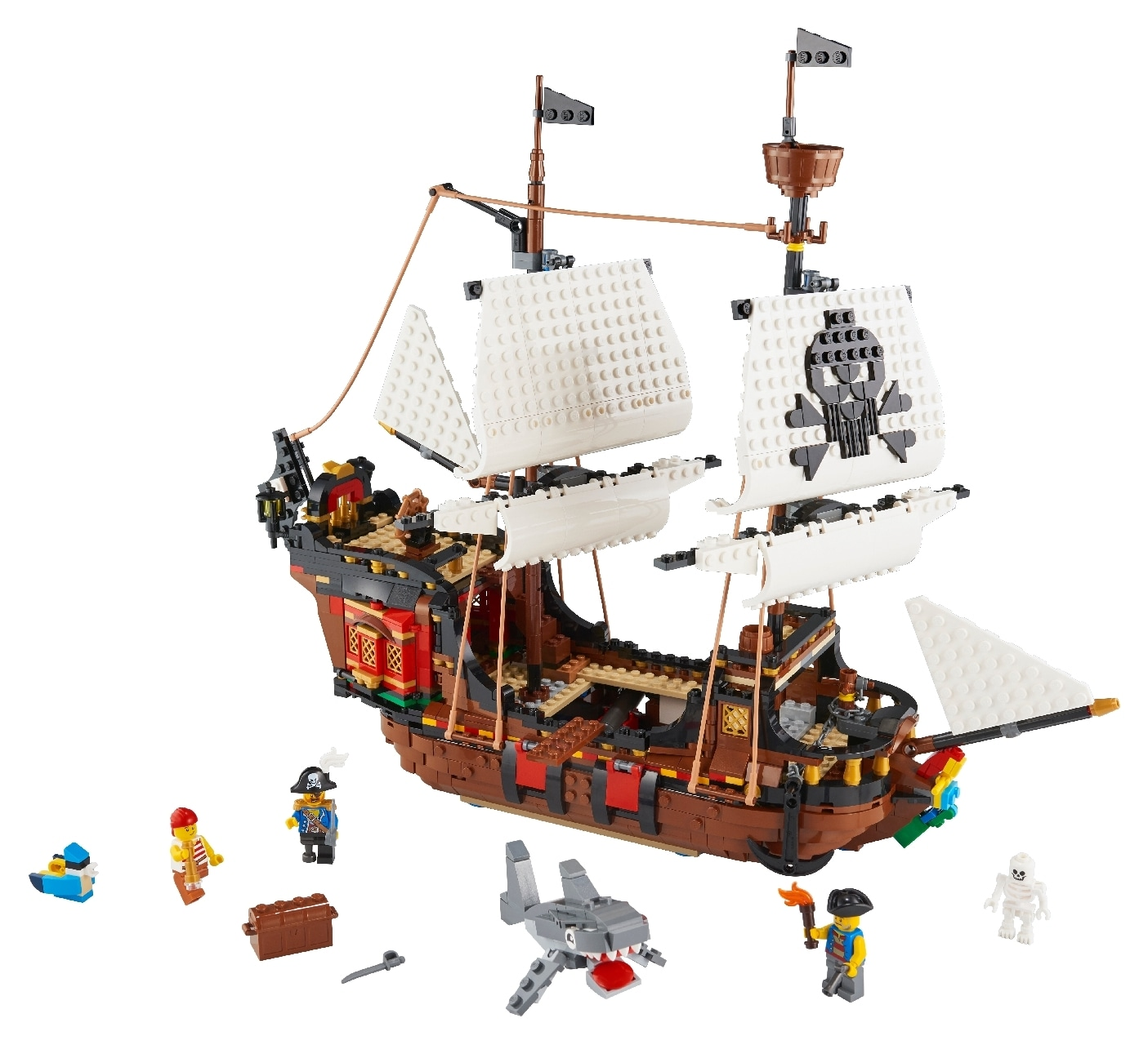 LEGO® Creator 3in1 Pirate Ship