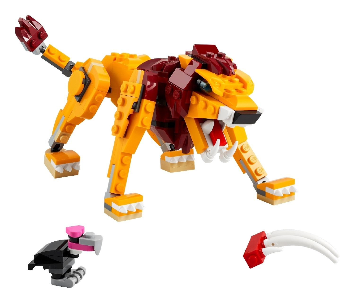 LEGO® Creator 3in1 Wild Lion
