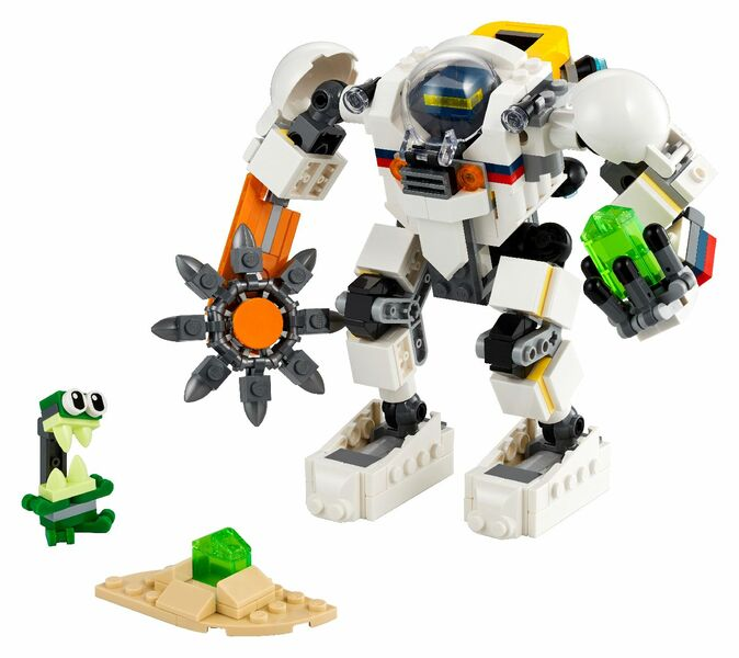 LEGO® Creator 3in1 Space Mining Mech