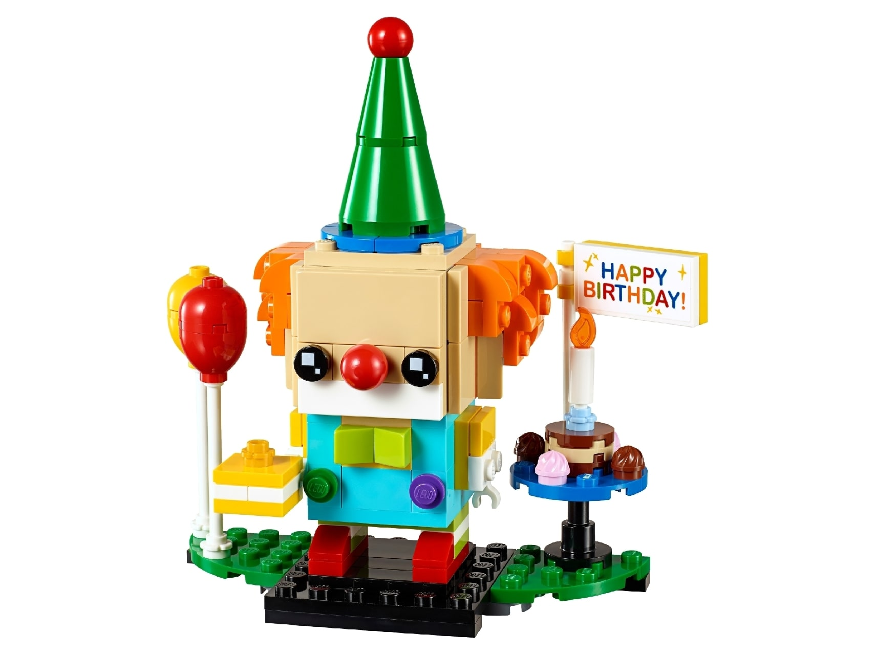 LEGO® BrickHeadz™ Birthday Clown