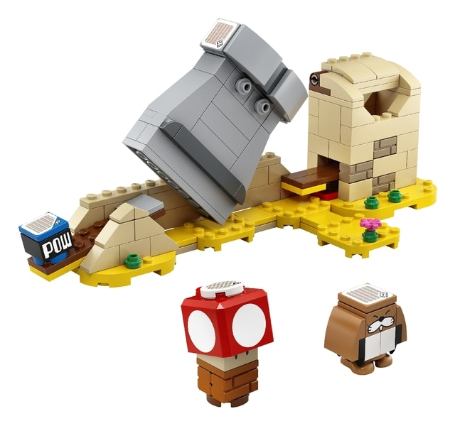 Monty Mole & Super Mushroom Expansion Set
