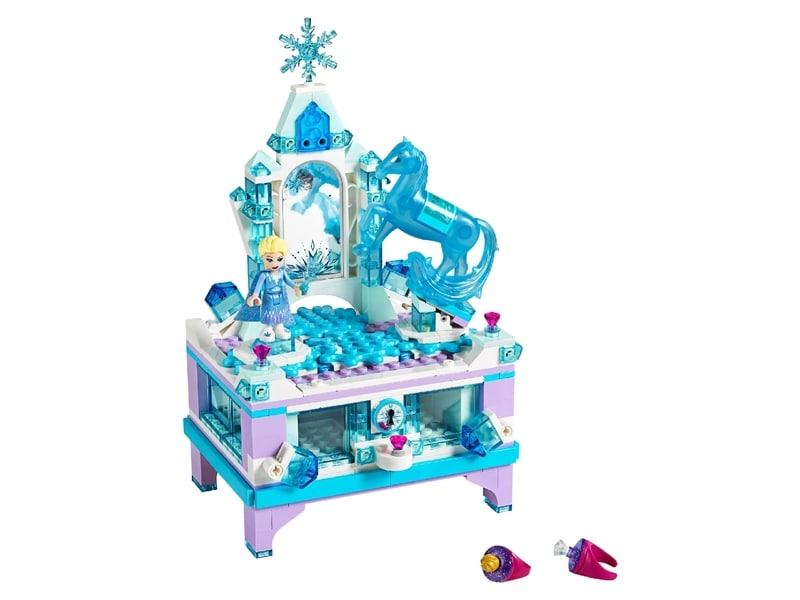 LEGO® Frozen Elsa's Jewelry Box Creation