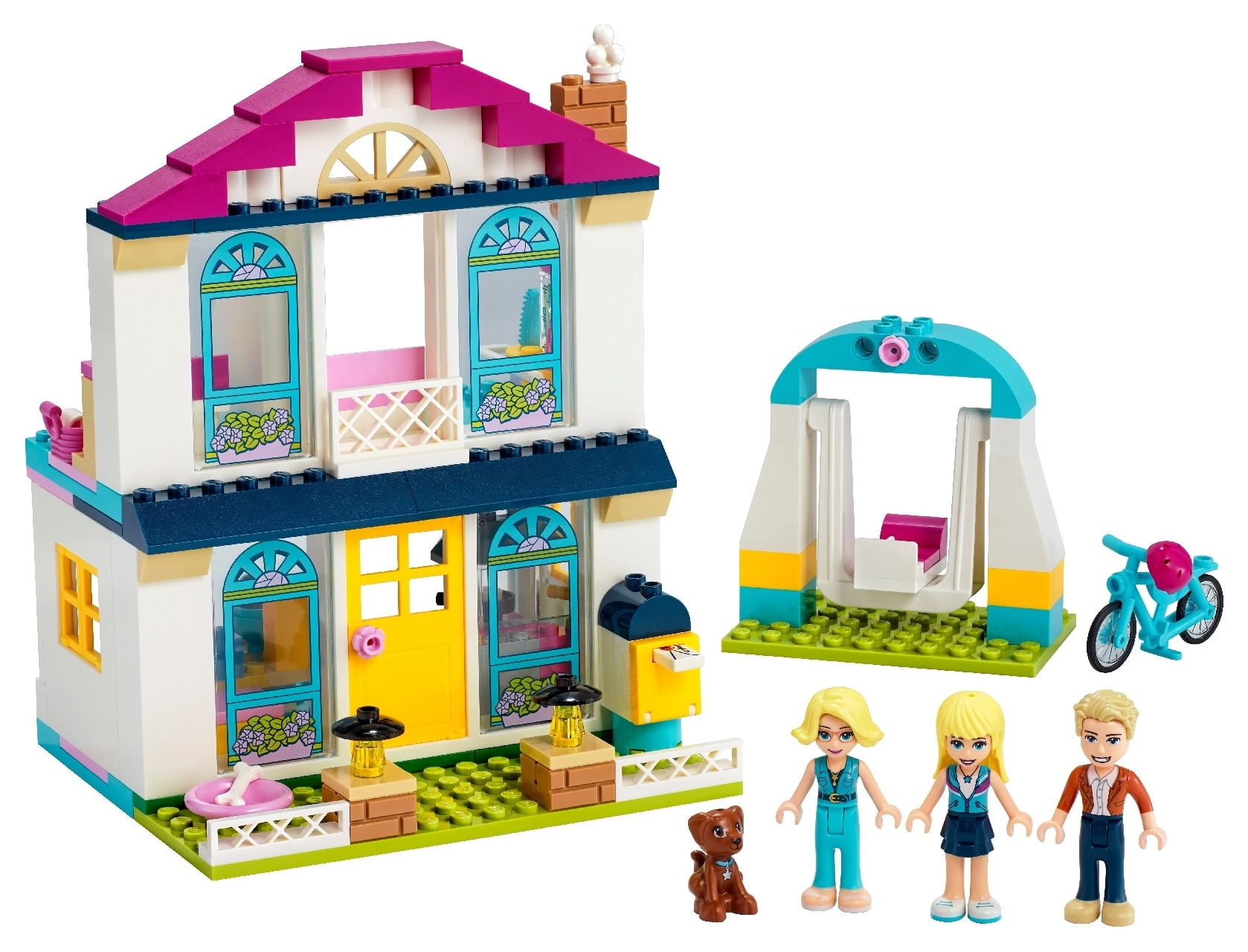 LEGO® Friends 4+ Stephanie's House