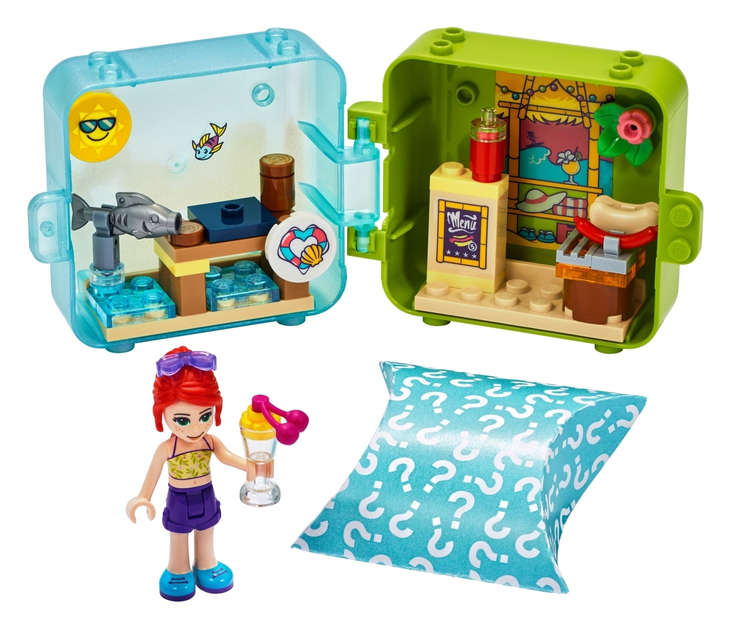 LEGO® Friends Mia's Summer Play Cube