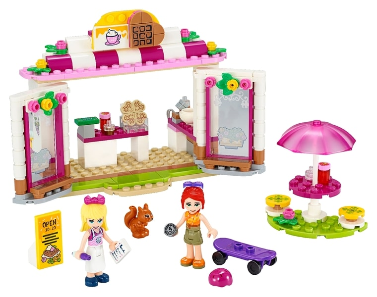 LEGO® Friends Heartlake City Park Café