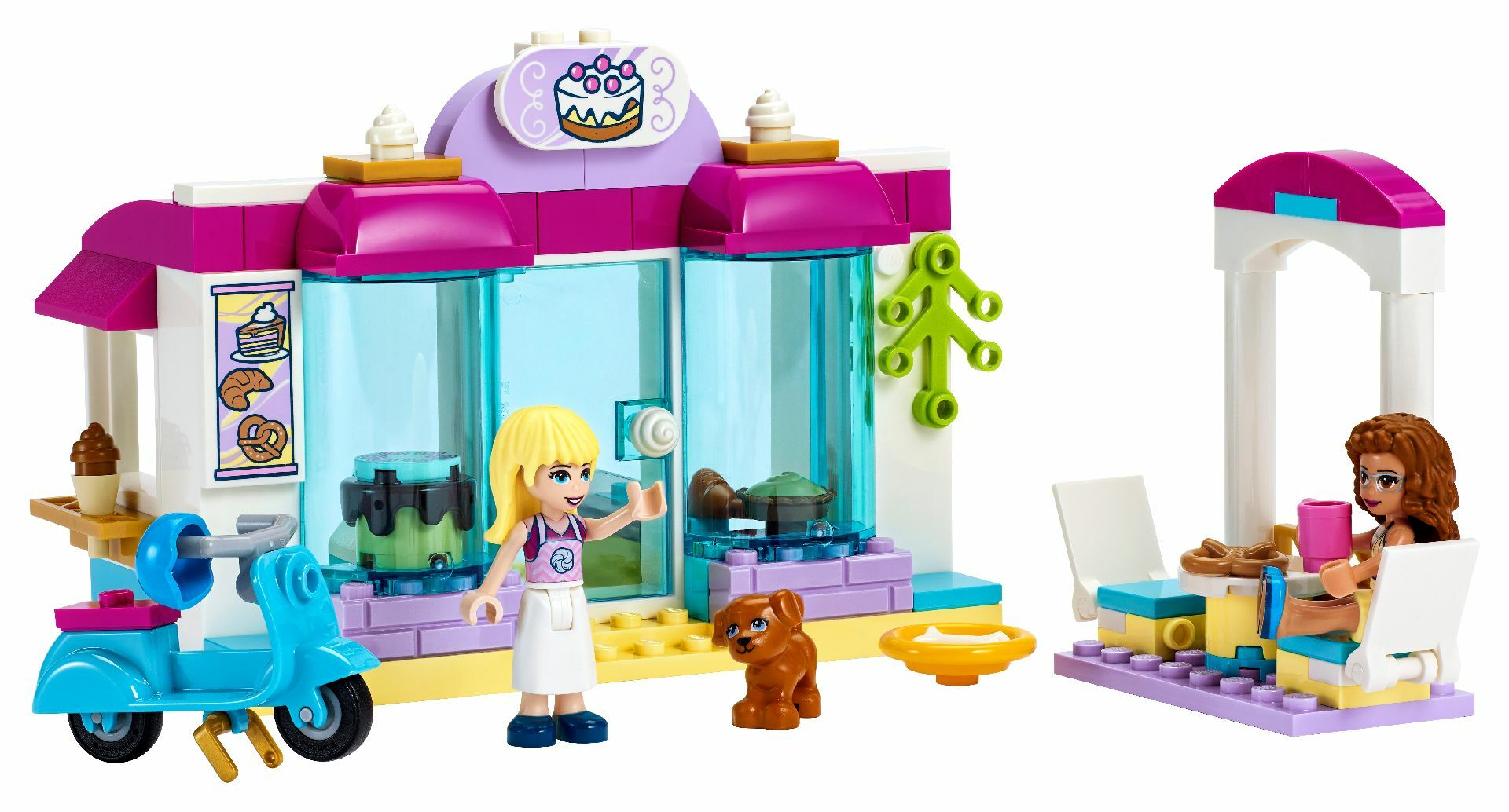 LEGO® Friends Heartlake City Bakery