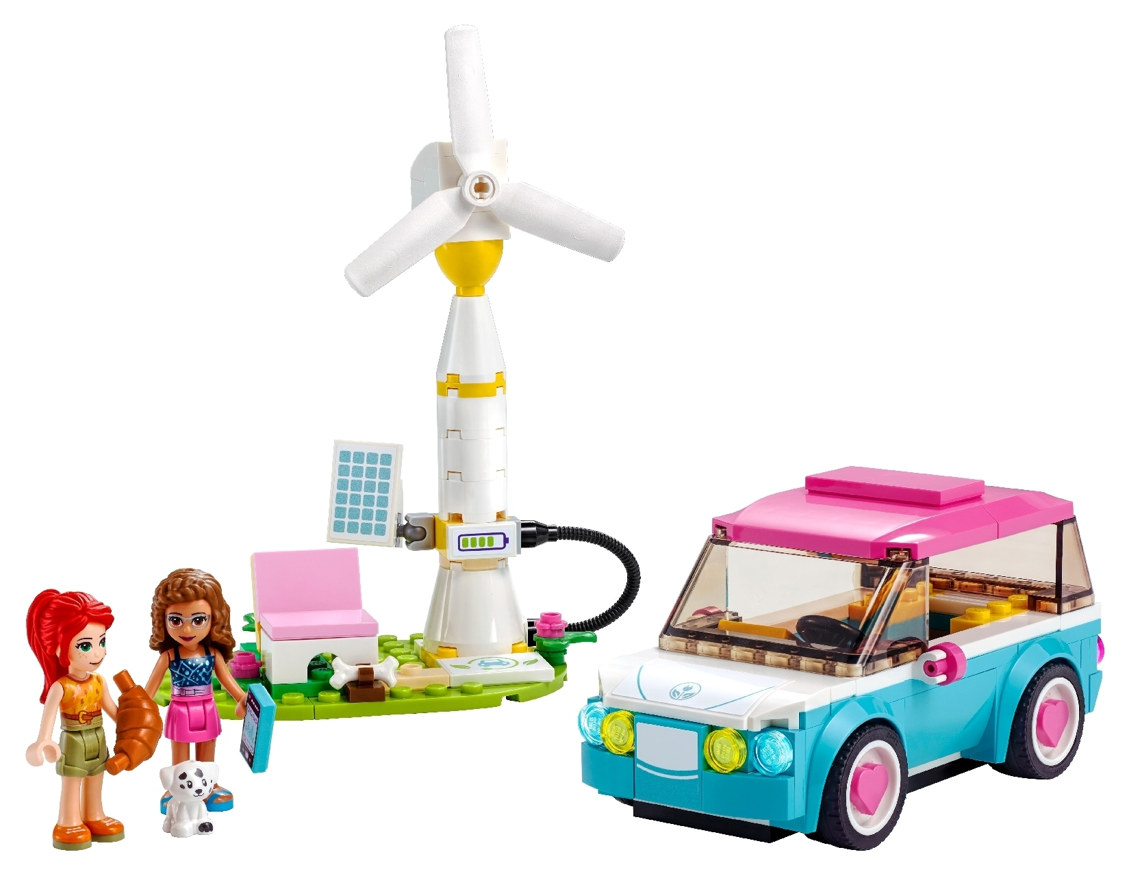 LEGO® Friends Olivia's Electric Car