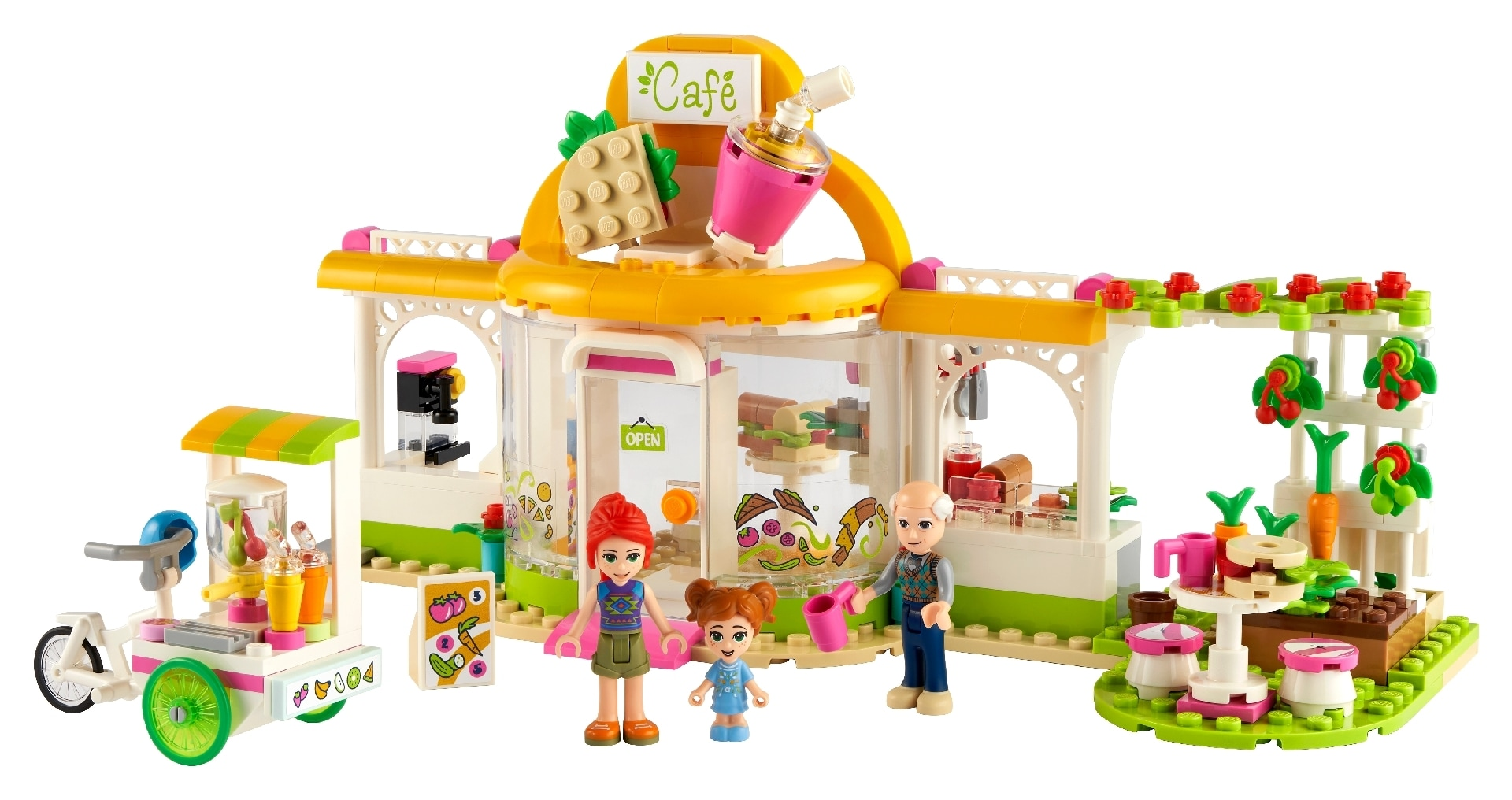 LEGO® Friends Heartlake City Organic Café