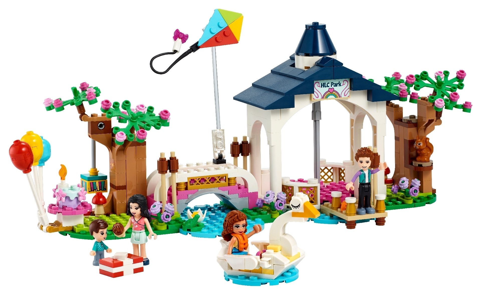 LEGO® Friends Heartlake City Park