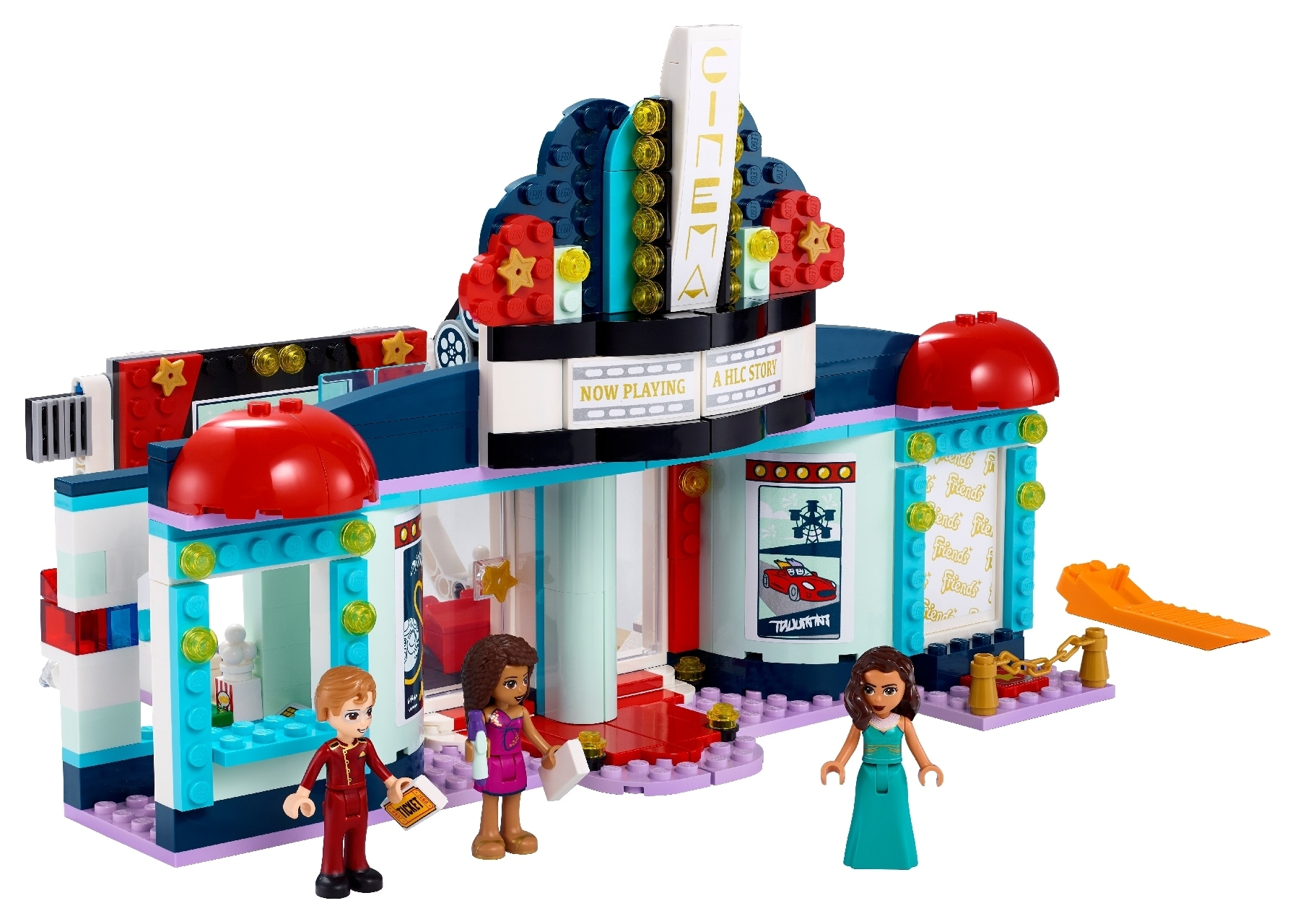 LEGO® Friends Heartlake City Movie Theater