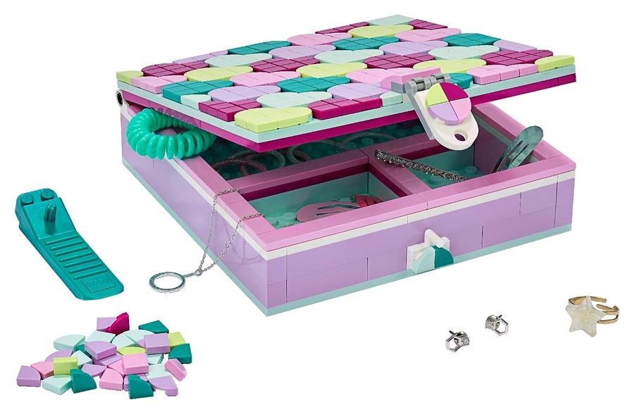 LEGO® DOTS™ Jewelry Box