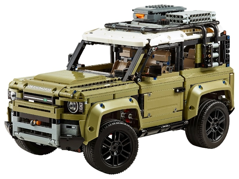 LEGO® Land Rover Defender