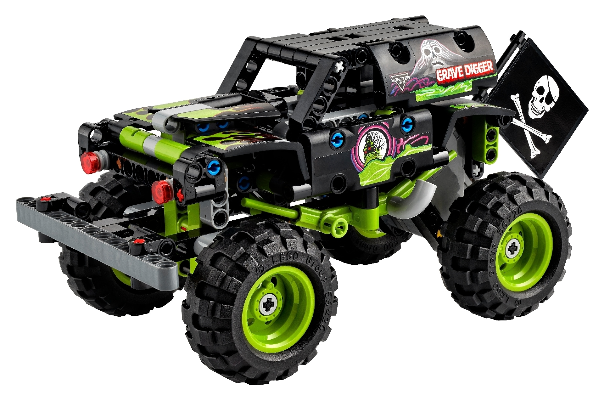LEGO® Technic™ Monster Jam® Grave Digger®
