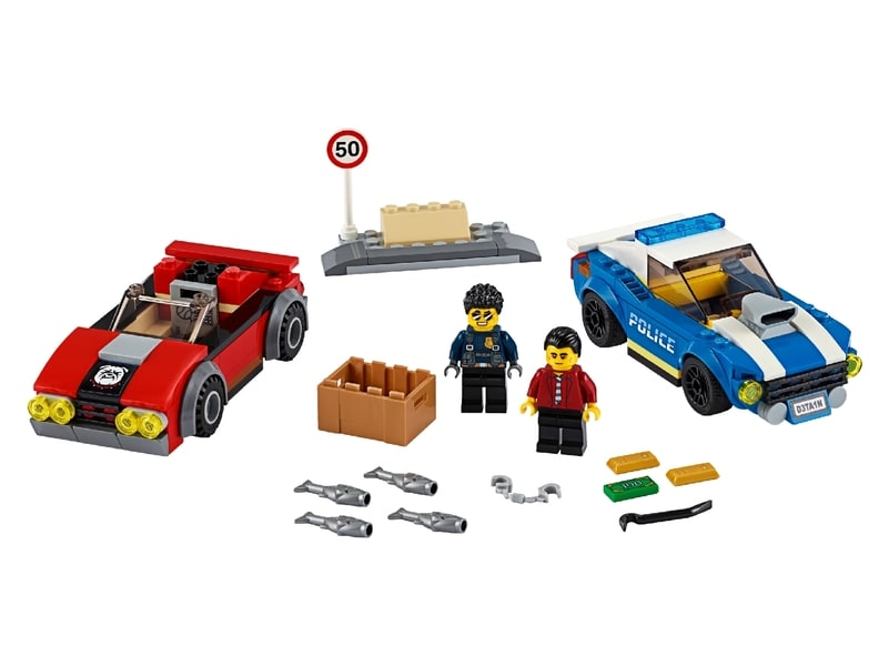 LEGO® City Police Highway Arrest