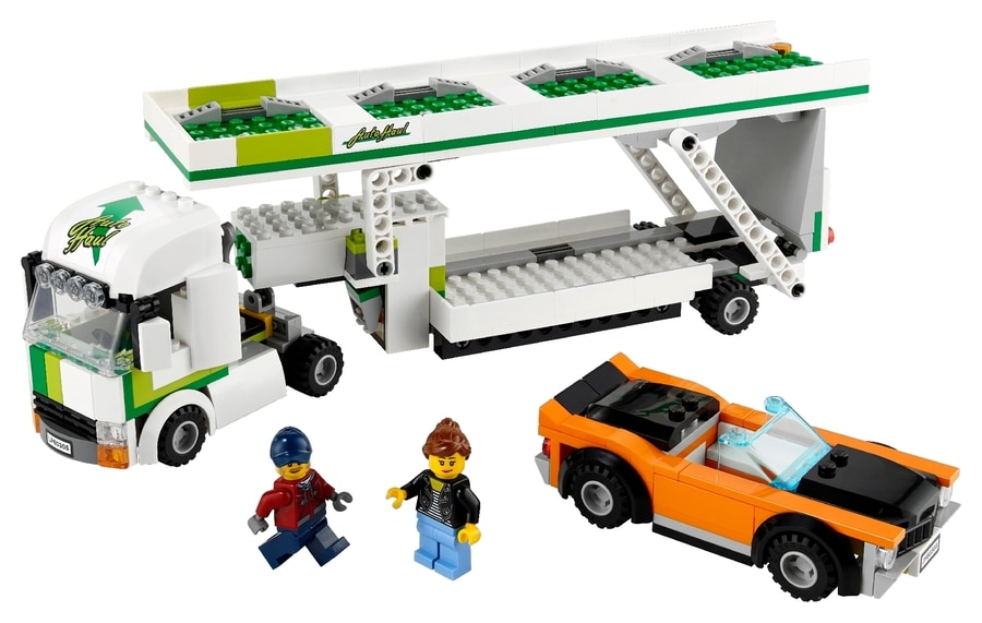 LEGO® City Car Transporter