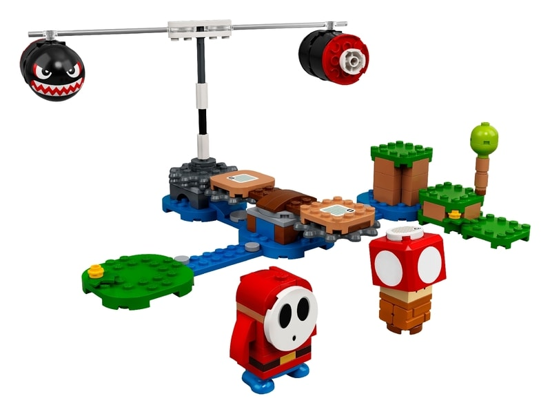 LEGO® Super Mario™ Boomer Bill Barrage Expansion Set