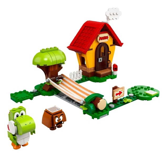 LEGO® Super Mario™ Mario's House & Yoshi Expansion Set