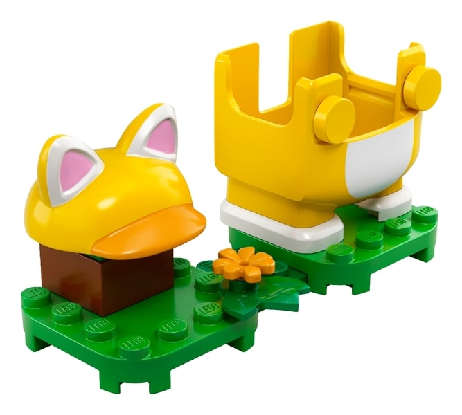 LEGO® Super Mario™ Cat Mario Power-Up Pack