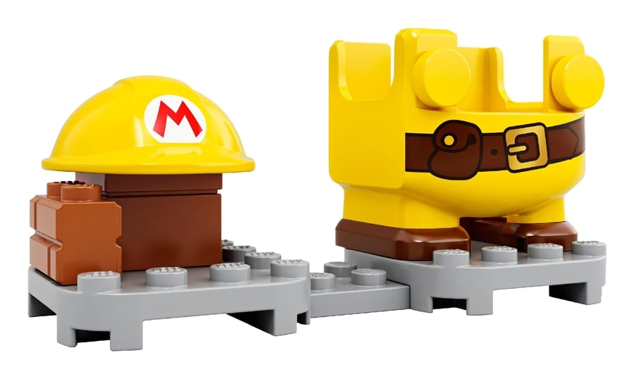 LEGO® Super Mario™ Builder Mario Power-Up Pack