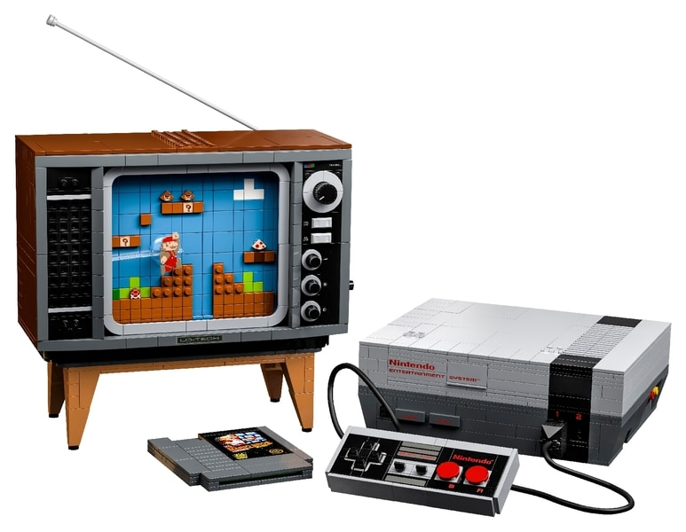 LEGO® Super Mario™ Nintendo Entertainment System™