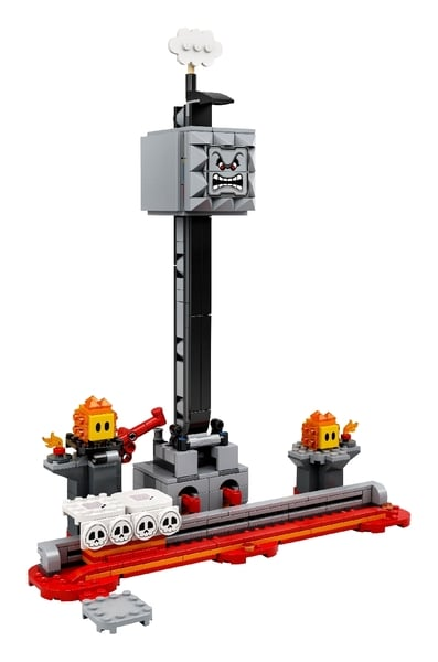 LEGO® Super Mario™ Thwomp Drop Expansion Set