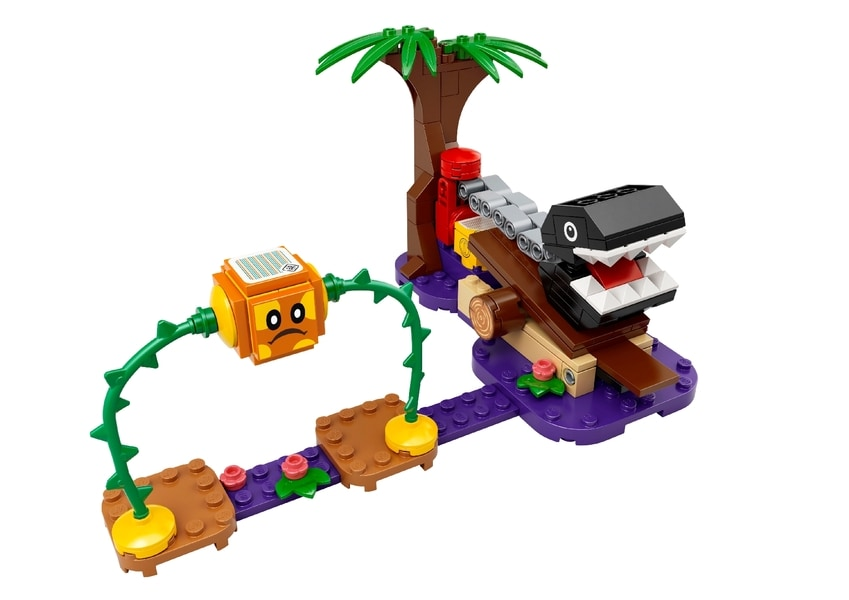 LEGO® Super Mario™ Chain Chomp Jungle Encounter Expansion Set