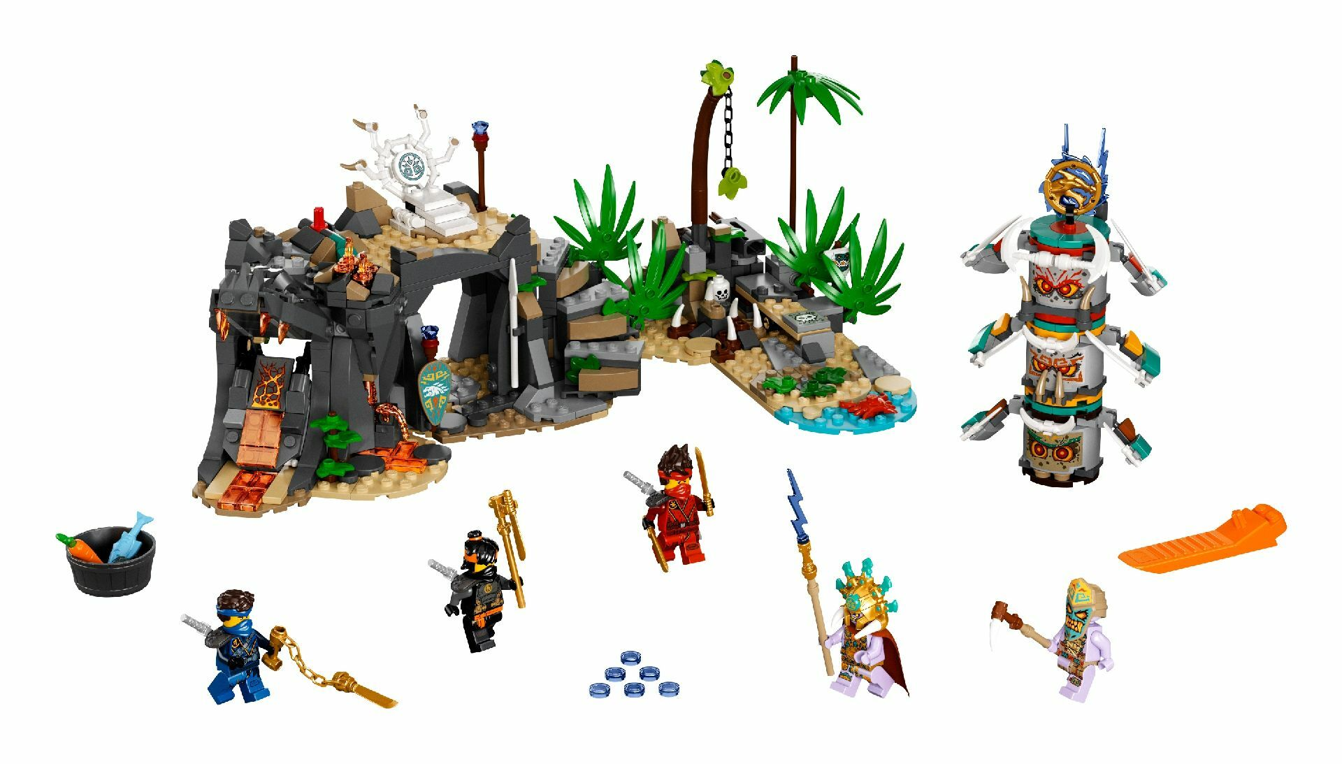 LEGO® NINJAGO® The Keepers' Village