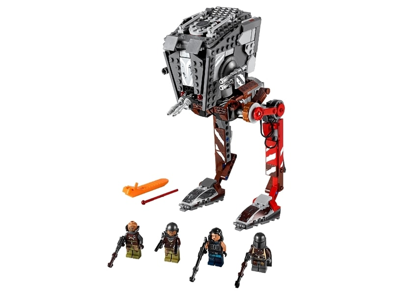 LEGO® Star Wars™ AT-ST™ Raider from The Mandalorian