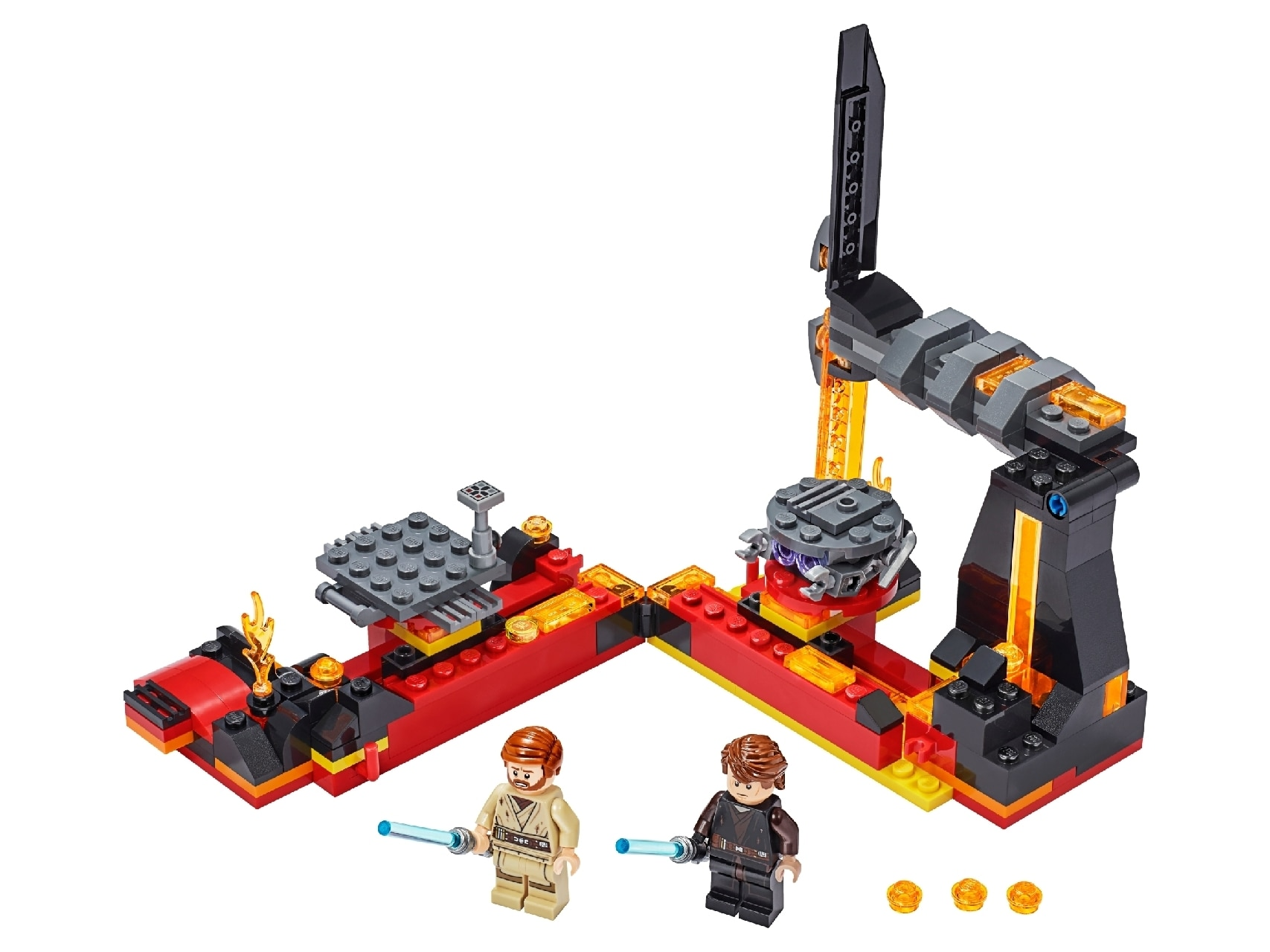 LEGO® Star Wars™ Duel on Mustafar™ 2020