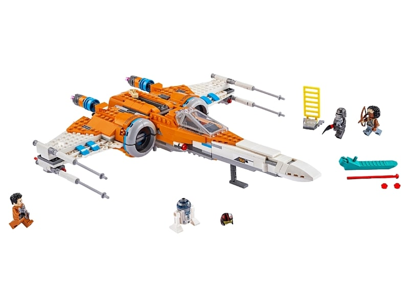 LEGO® Star Wars™ Poe Dameron's X-wing Fighter™